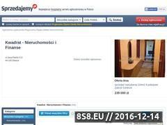 Miniaturka domeny kwadrat.sprzedajemy.pl
