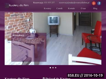 Zrzut strony Kwatery pracownicze w konkurencyjnych cenach w mieście Wrocław