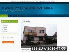 Miniaturka domeny kwaterymira.pl