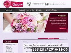 Miniaturka domeny www.kwiaciarnia-monika.com