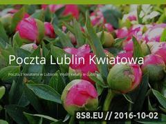 Miniaturka domeny kwiatowalublin.pl