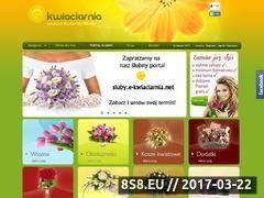 Miniaturka domeny www.kwiatypoznan.pl