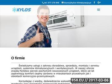 Zrzut strony Oferujemy montaż oraz serwis klimatyzacji