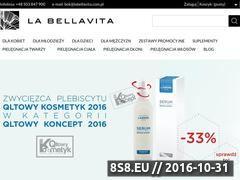 Miniaturka domeny labellavita.com.pl