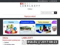 Miniaturka domeny labelsoft.pl