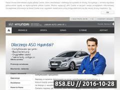 Miniaturka domeny labijak.hyundai.pl