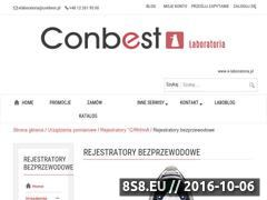 Miniaturka domeny www.labomarket.pl