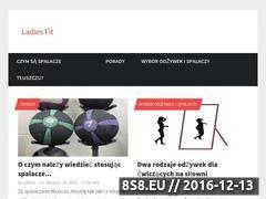 Miniaturka domeny www.ladiesfit.pl