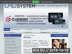 Miniaturka domeny www.ladsystem.pl