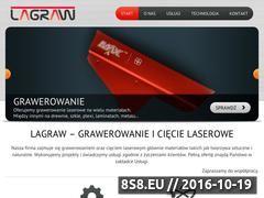 Miniaturka domeny lagraw.pl