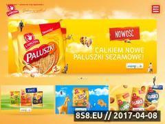 Miniaturka domeny www.lajkonik.pl
