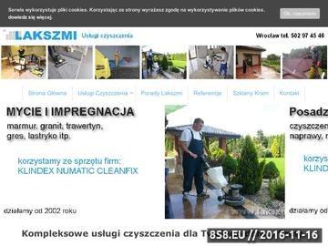 Zrzut strony Pranie dywanów Wrocław
