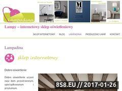 Miniaturka domeny www.lampadina.com.pl
