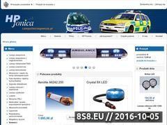 Miniaturka domeny lampyostrzegawcze.pl