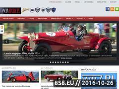 Miniaturka Lancia Story - historia Lancii (www.lanciastory.pl)