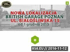 Miniaturka domeny landserwis-poznan.pl