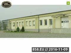 Miniaturka domeny www.landserwis-wieliczka.pl