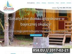 Miniaturka domeny www.lapino.pl