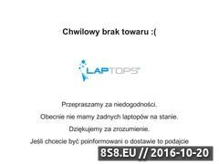 Miniaturka domeny www.laptops.pl