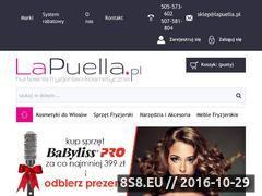 Miniaturka domeny lapuella.pl