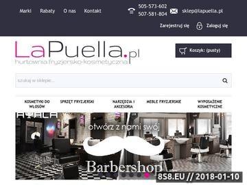 Zrzut strony Profesjonalna odżywka do włosów