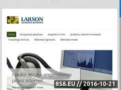 Miniaturka domeny larson.edu.pl