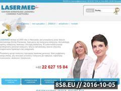 Miniaturka domeny www.lasermed.pl