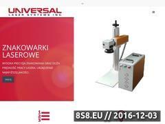 Miniaturka domeny www.lasery.pl