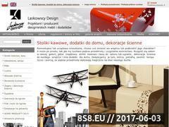 Miniaturka domeny www.laskowscydesign.pl
