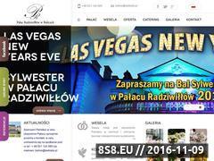 Miniaturka domeny www.lastrada-balice.pl