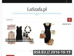 Miniaturka domeny www.laszafa.pl