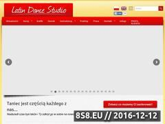 Miniaturka domeny www.latindance.com.pl