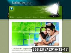 Thumbnail of Web design and development Website