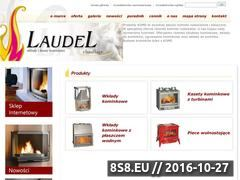 Miniaturka domeny laudel.pl