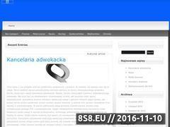Miniaturka domeny www.lauramei.pl