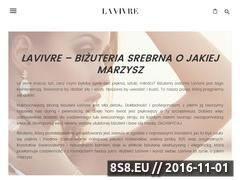 Miniaturka domeny lavivre.pl