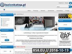 Miniaturka domeny lazienkatop.pl