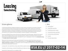 Miniaturka domeny leasingsamochodowy.com.pl