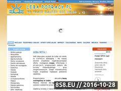 Miniaturka domeny leba.popracy.pl