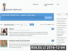 Miniaturka domeny leczenie-objawy.pl