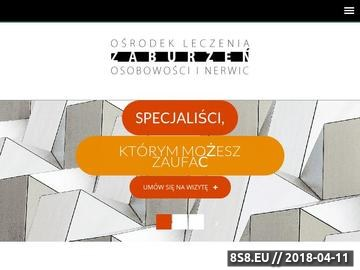 Zrzut strony Psychoterapia Poznań