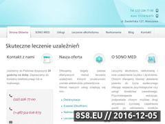 Miniaturka domeny leczenieuzaleznienia.pl