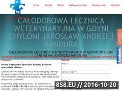 Miniaturka domeny lecznicachylonia.pl