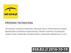 Miniaturka domeny www.led-zone.pl