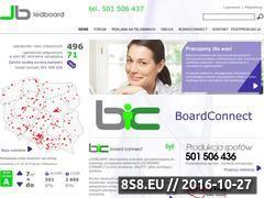 Miniaturka domeny ledboard.pl