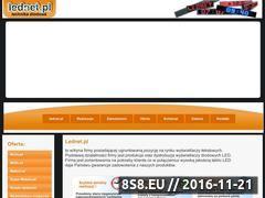 Miniaturka domeny www.lednet.pl