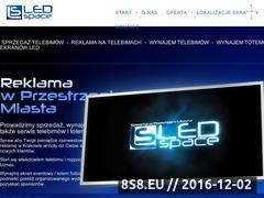 Miniaturka domeny ledspace.pl
