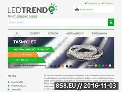 Miniaturka domeny ledtrends.pl