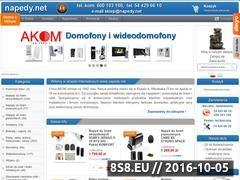 Miniaturka domeny www.ledwen.pl