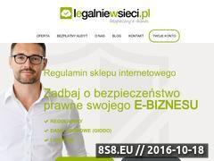 Miniaturka domeny legalniewsieci.pl